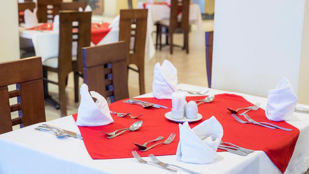 Restaurant, Esstisch, Coral Sun Beach