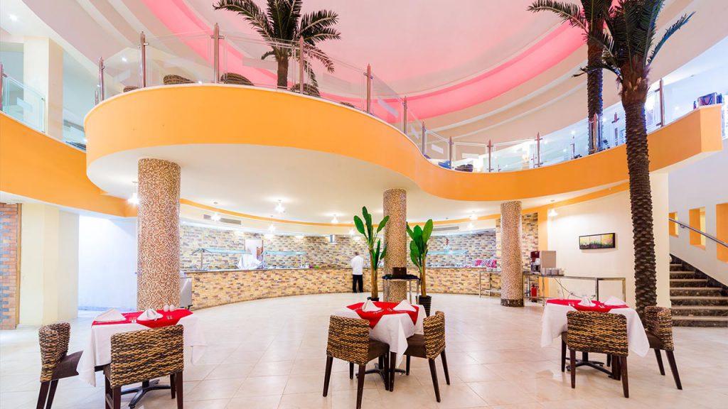 Restaurant, Buffet, Coral Sun Beach