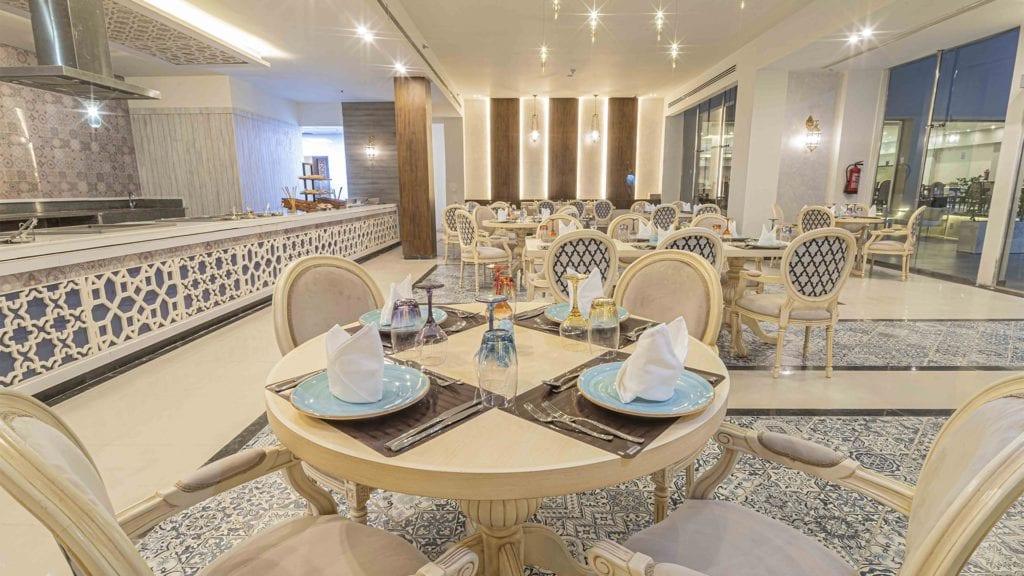 Zeina, Oriental & Asian Specialty Restaurant