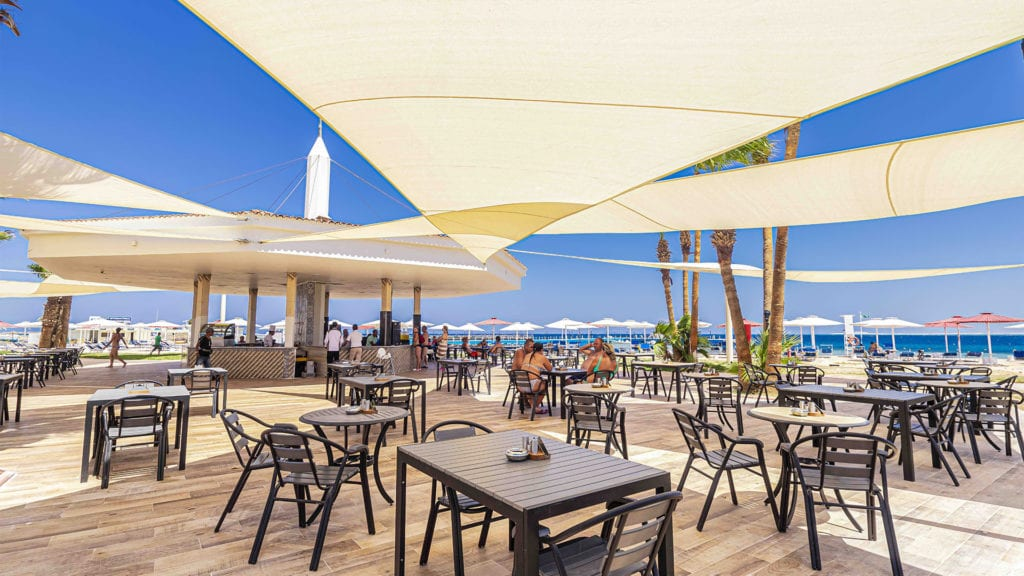 Caribbean Bar, Beachbar