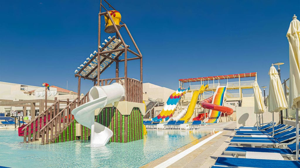 Aquapark Adults & Kids
