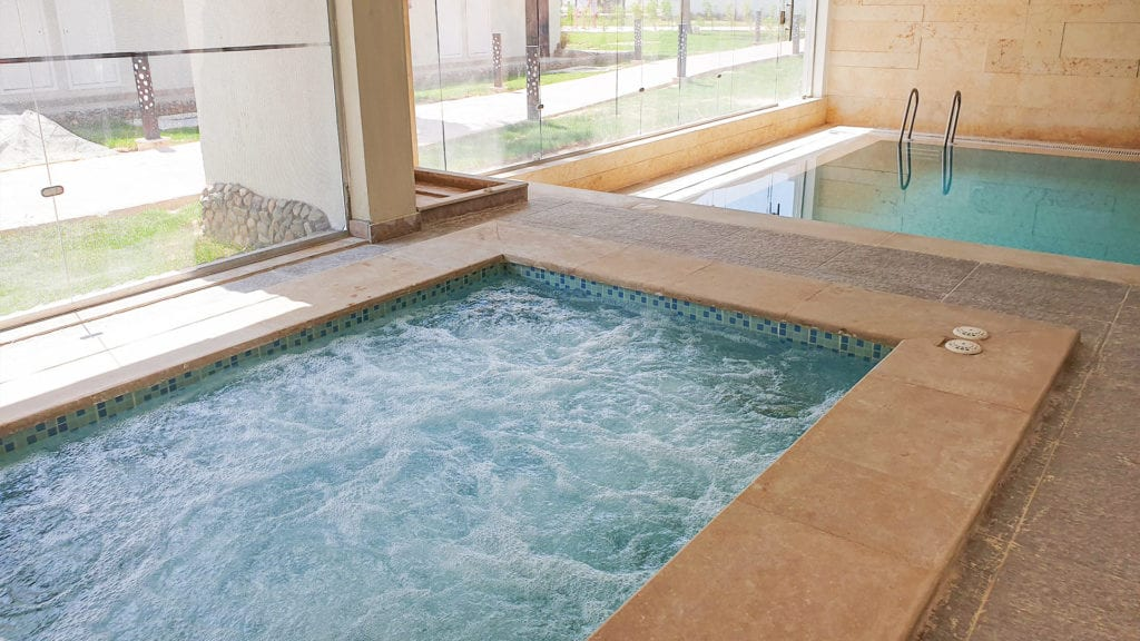 Spa & Wellness, Whirlpool